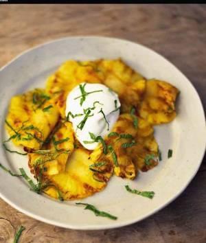 آشپزی / طرز تهیه دسر آناناس