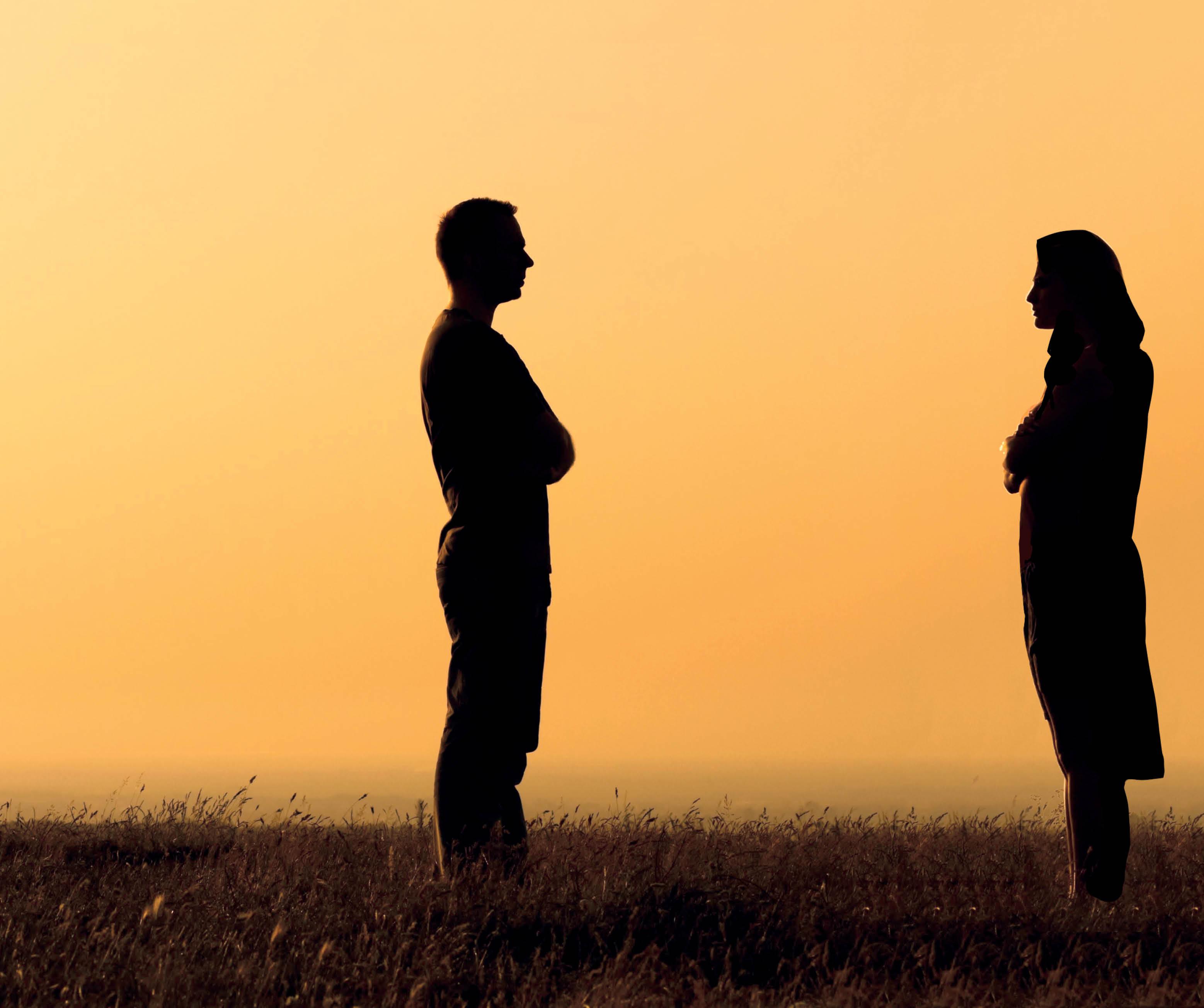 کدام اشتباهات همسر خود را باید ببخشیم و کدامها را نباید ببخشیم؟