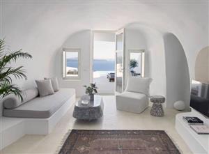 دکوراسیون خانه به سبک یونانی