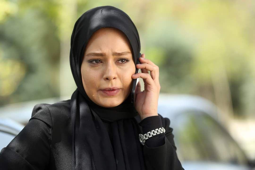 سانیا سالاری، بازیگر نقش ارغوان در سریال دلدادگان چگونه بازیگر شد؟