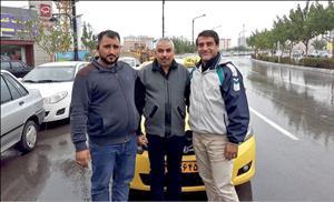 گفت وگو با راننده تاکسی که 700 میلیون ریال اشیای قیمتی زائر عراقی را به او بازگرداند