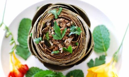 آشپزی/ طرز تهیه دلمه آرشیتو؛ خوراکی فاخر برای مهمانیها