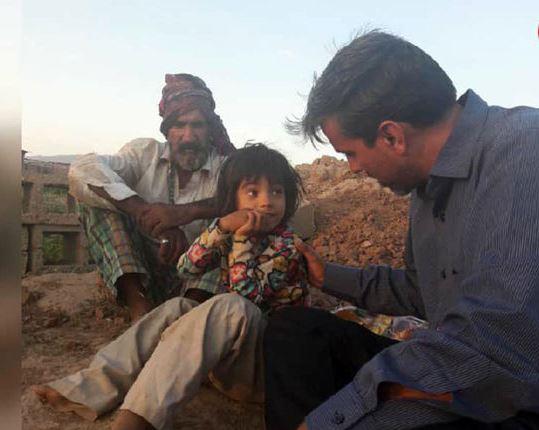 زندگی دردناک دختر ۶ ساله در گاوداری متروکه