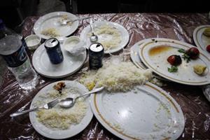 ایرانیها رکورددار دورریختن غذا هستند