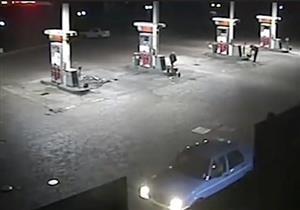 قتل دختر آفریقایی بعد از تعرض در پمپ بنزین