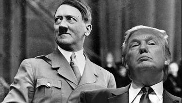 شباهتهای آشکار هیتلر و ترامپ
