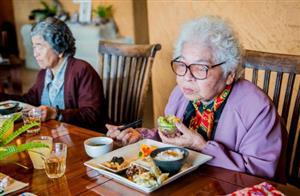 راز طول عمر ژاپنیها چیست؟