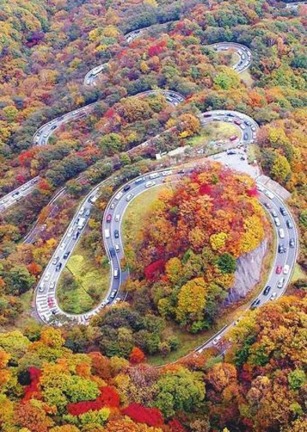 10مقصد رویایی برای سفر پاییزی