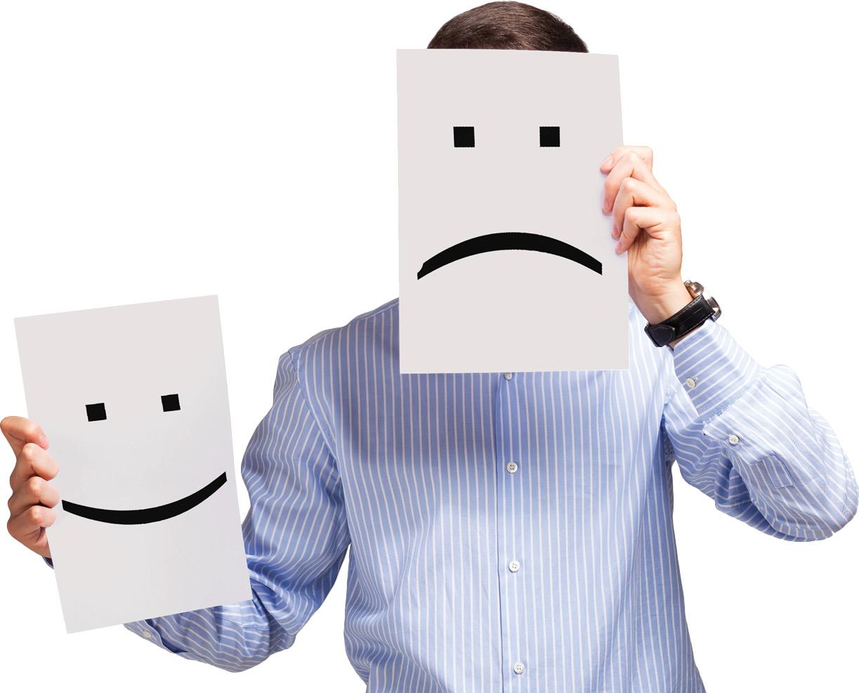 چرا اکثر اوقات منفیبافی میکنیم؟
