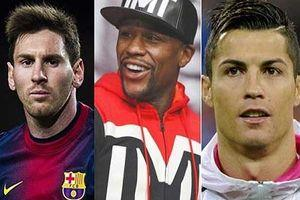 ثروتمندترین ورزشکاران جهان چه کسانی هستند؟