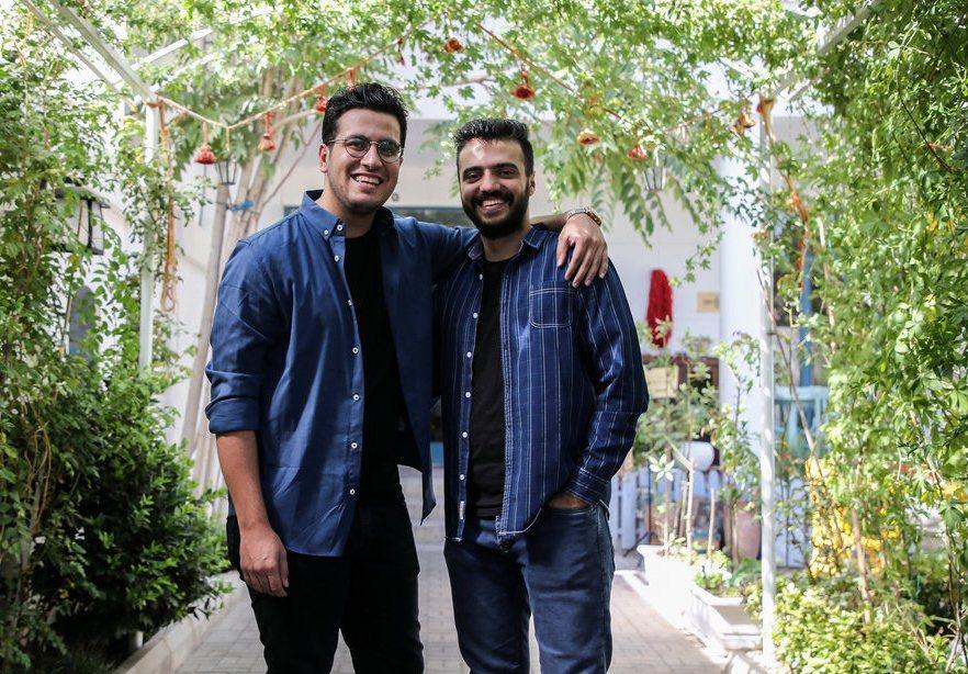 گفتوگوی تلویزیونی با ابوطالب حسینی و امیرحسین قیاسی