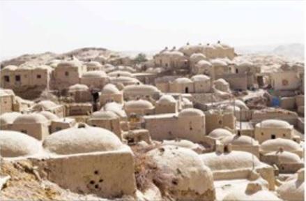 قلعه نو؛ روستای 1200 ساله  و تنها روستای نمونه گردشگری منطقه سیستان