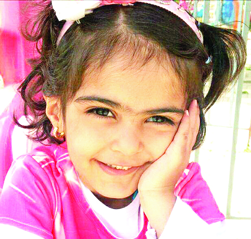 این دختر 7 ساله هنوز پیدا نشده است