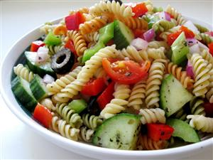 آشپزی/ دستور پخت پاستای یونانی