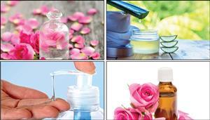 با پاک کنندههای طبیعی آرایش آشنا شوید