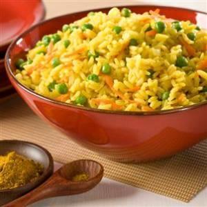 آشپزی/ دستور پخت نخودپلو غذایی کاملا گیاهی