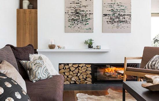 پیشنهادهایی برای دکوراسیون زمستانی خانه