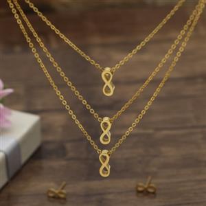 گردنبند سه زنجیره، زیوری خاص برای خانمها