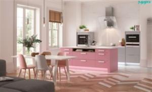 بهترین رنگ برای آشپزخانه از نظر روانشناسی