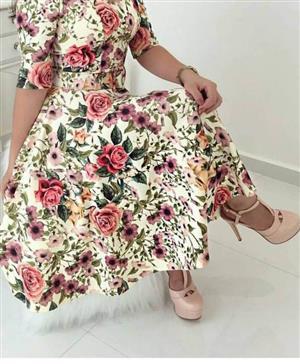 لباسهای گلدار را کی و چطور بپوشیم