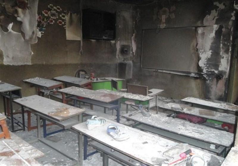خطر آتشسوزی در کمین120 هزاردانشآموز