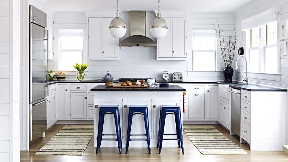 آشپزخانههای کوچک را چه طور تزئین کنیم؟