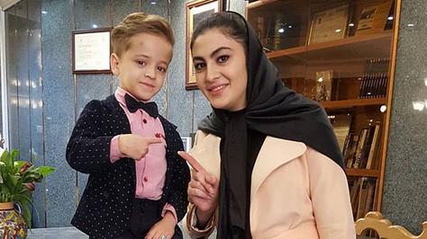 فیلم/ مخالفت خانواده مریم مومن با بازیگری او