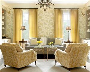چگونه بهترین رنگ پرده را برای خانه خود انتخاب کنیم؟