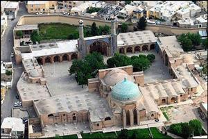 معرفی کامل مسجد جامع عتیق قزوین بهعنوان یکی از شاهکارهای معماری ایران