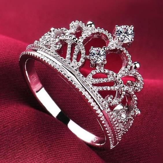 انگشترهای سلطنتی مد جدید انگشتر