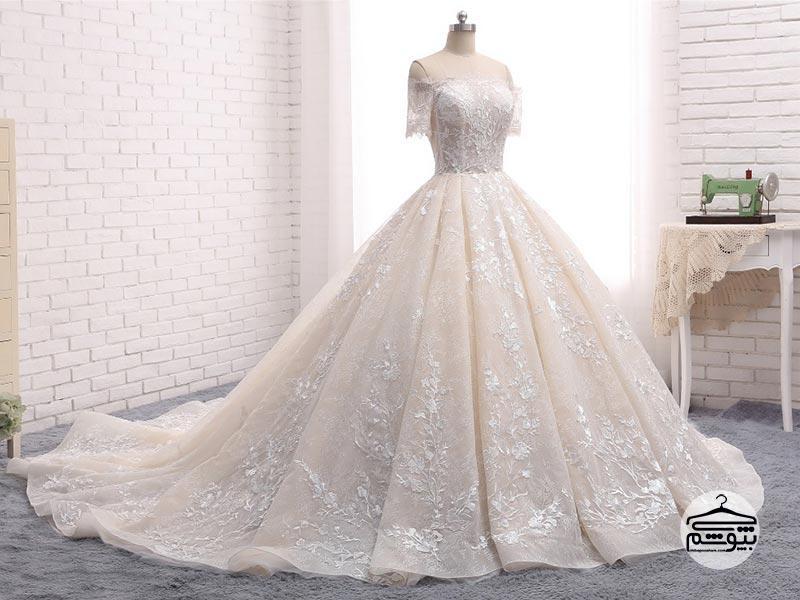 لباس عروس ترکیهای ؛ مناسب برای عروس خانمهای مشکل پسند