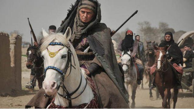 پانتهآ سیروس، بازیگر نقش اصلی زن سریال بانوی سردار: بیبی مریم را نمیشناختم