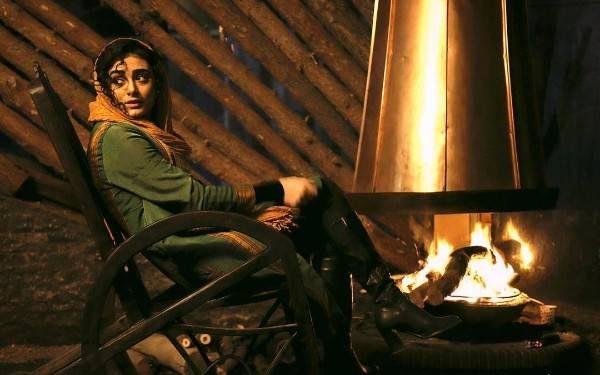 بیوگرافی الهه جعفری، بازیگر نقش گیسو در سریال احضار