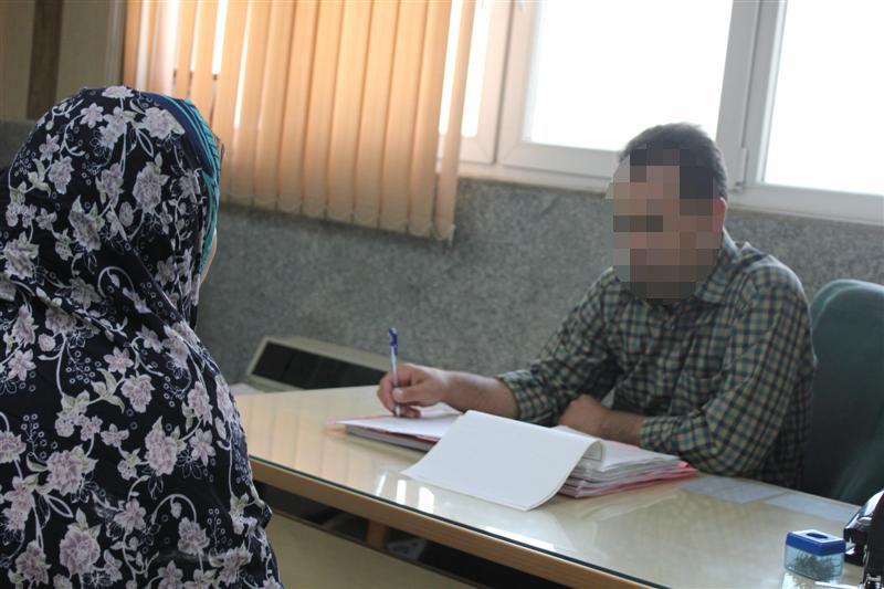 گفتوگو با زنی که میخواست با تهدید به بمبگذاری به بانک دستبرد بزند
