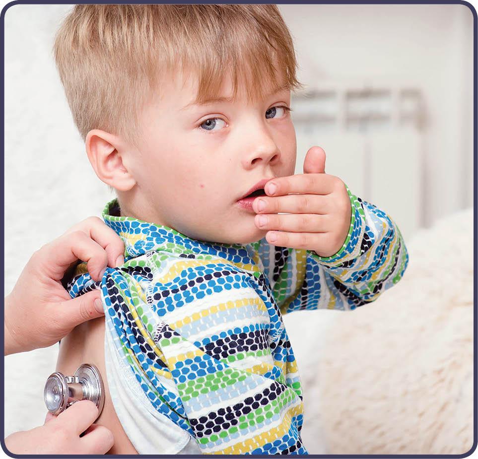 چرا بعضی کودکان زیاد مریض میشوند؟