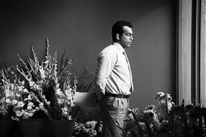 گفتوگو با شاهرخ شهبازی، بازیگر فیلم غلامرضا تختی ، آرزو داشتم نقش جنازه آقاتختی را بازی کنم