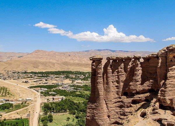 تخت دیو یا قلعه بهستان در کجای ایران است و تاریخچه آن چیست؟+ تصاویر