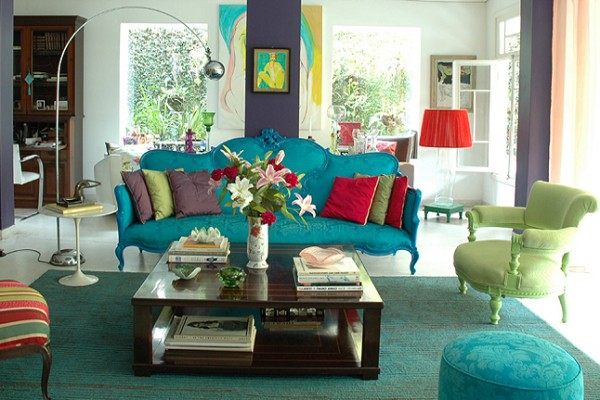 معرفی بهترین ترکیب رنگها برای استفاده در دکوراسیون خانه