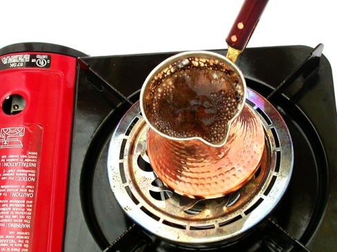 چگونه بهترین قهوه ترک را درست کنیم؟