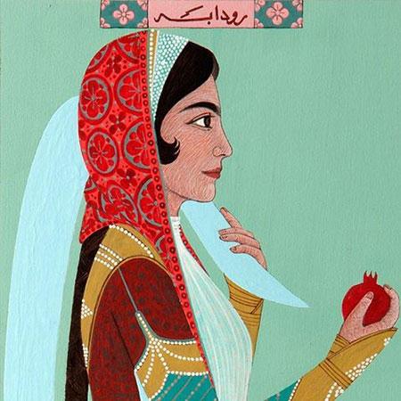 مهمترین زنان در شاهنامه فردوسی