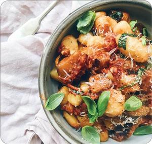 آشپزی/ دستور پخت راگوی سبزیجات بهعنوان یک غذای کاملا سالم
