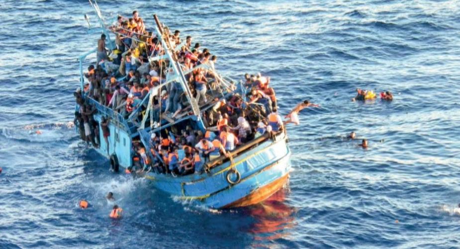قاچاقچیان انسان چگونه مهاجران غیرقانونی را به اروپا میرسانند؟