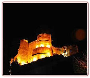 قلعه فلک الافلاک کجا است و تاریخچه آن چیست؟