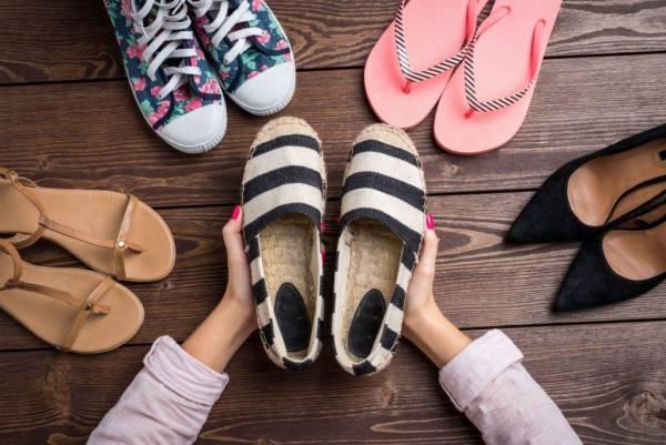 چگونه کفش و لباس خود را با هم ست کنیم؟