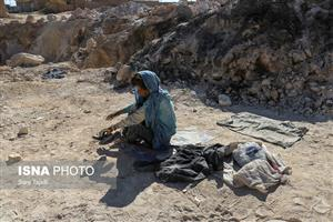 گزارشی تکاندهنده از زندگی یک زن زبالهجمعکن