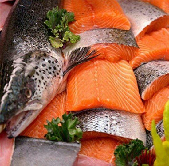 خواص ماهی سالمون چیست؟