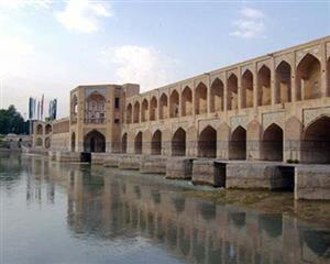 تاریخچه کامل و ویژگیهای پل خواجوی اصفهان