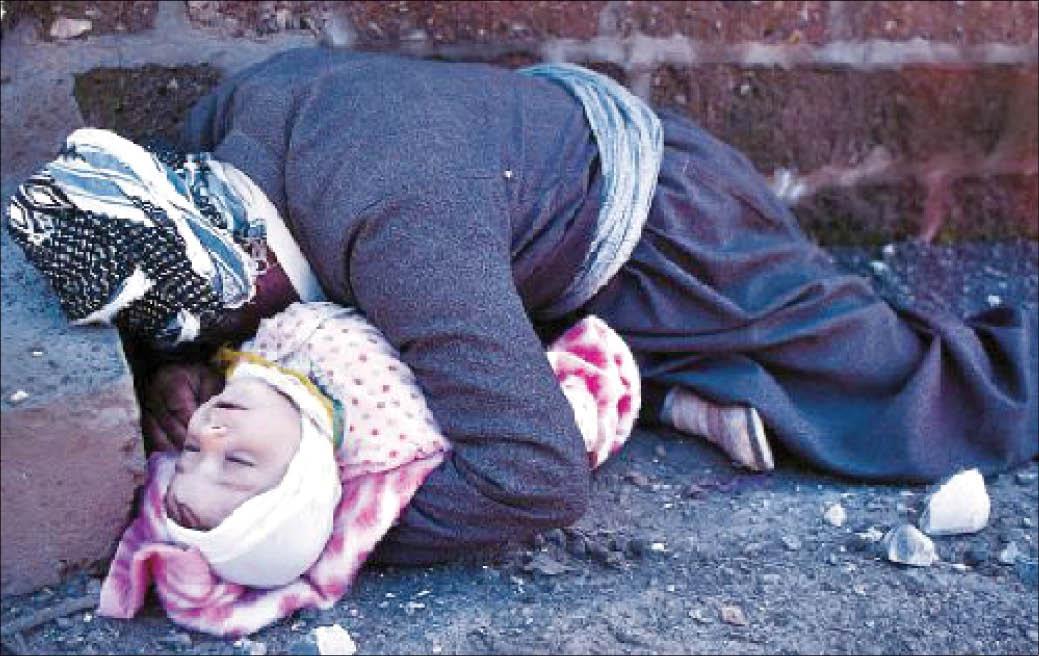 به مناسبت سالروز بمباران شیمیایی حلبچه، کدام دولتهای غربی ، رژیم صدام را به سلاحهای شیمیایی مجهز کردند؟