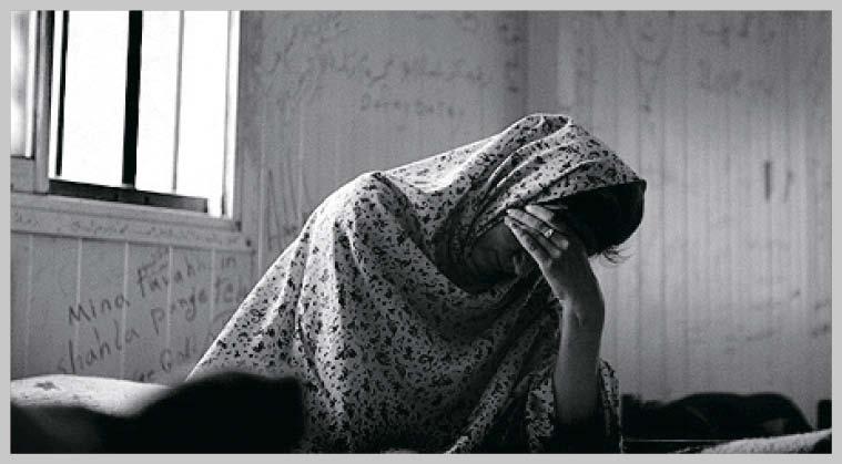 زندگی سیاه زنی بعد از 3 ازدواج ناموفق