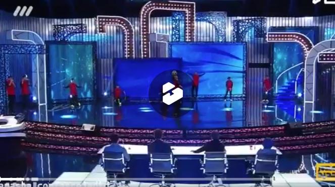 اجرای حیرتانگیز طناب بازی، پارکور و آکروبات توسط گروه پسران خورشید در قسمت هشتم برنامه عصر جدید
